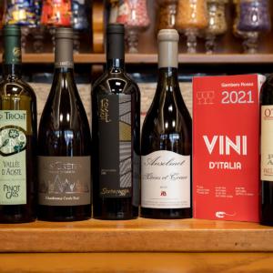 """WINE BOX – """"I 3 bicchieri della Valle d'Aosta"""""""